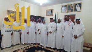 بلدي الشواق يدشن 125 عمود إنارة بالشاقة الشمالية