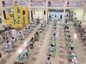 تعليم جازان يستقبل أكثر من 84 ألف طالب وطالبة لأداء اختبار منتصف العام الدراسي