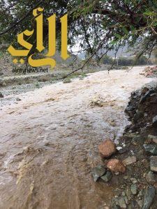 مدني البشائر يطلق تحذيراته لأهالي مركز شواص محذراً من سيول منقوله