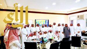 نشاط ألمع يعقد ورشة لمنسقي مشروع تحدي القراءة العربي