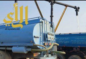 مياه جازان تبدأ بتشغيل محطة سد وادي ضمد