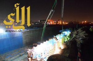الشرقية: افتتاح مشروع نفق تقاطع الأمير محمد بن فهد مع الخليفة علي بن أبي طالب نهاية العام الحالي