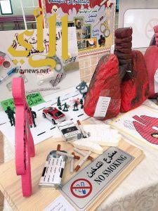 """بالصور .. مساعدة المدير العام تفتتح """" نبراس"""" بمدارس مكتب تعليم غرب مكة"""