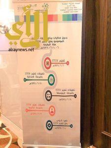 تدشين البرنامج الوزاري الإثراء الشامل للموهوبين وفق تعليم stem بـاستضافة من تعليم مكة