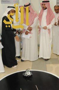 """افتتاح معرض """"أسبوع الموهبة"""" بتعليم مكة"""