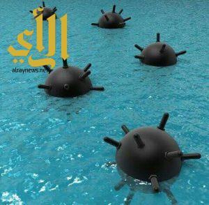 حجة : الكشف عن عشرات الألغام البحرية ايرانية الصنع في سواحل ميدي
