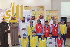 مدير تعليم شرق الرياض يزور معرض المراكز العلمية المتنقلة
