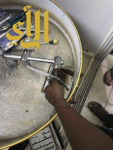 مدني المدينة تستخرج يد عامل بنقلاديشي احتجزت داخل مطحنة