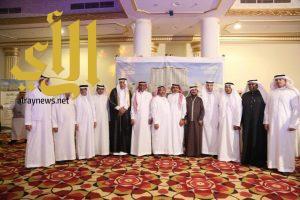 صحة مكة تكرم قيادي مستشفى الملك فيصل السابقين و المتقاعدين
