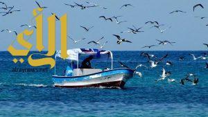 دوريات حرس الحدود البحري تبحث عن صياد فقد في جزيرة أحبار بفرسان