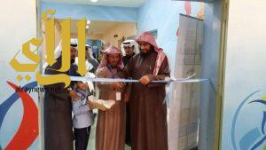 الحمد يدشن تاجر المستقبل في ابتدائية هشام بن حكيم بالرياض