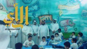 مشرفو إدارة الجودة الشاملة بتعليم مكة يزورون أفضل مدرسة ومعلم على مستوى الخليج العربي