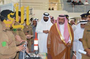 """وكيل محافظ بلقرن يرعى فعاليات اسبوع المرور الخليجي تحت شعار """"حياتك أمانه"""""""