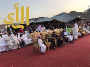 """اختتام فعاليات مهرجان """"كلنا نحب التراث"""" في نجران"""