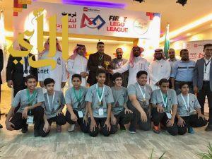 أبو عباة يرعى انطلاق مسابقة الروبوت الآلي بتعليم الرياض