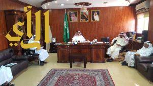 لجنة التنمية السياحية بـ محافظة بدر الجنوب تعقد اجتماعها بحضور الاعضاء