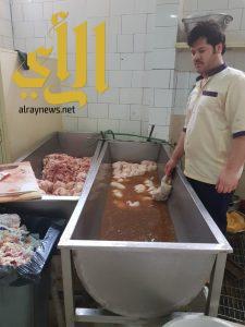 بلدية الجبيل تواصل تكثيف حملات التفتيش والرقابة لشهر رمضان الكريم لعام 1439هـ