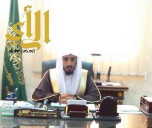 مدير مكتب المساجد والدعوة والارشاد بالحرجة يعبر عن خالص شكره وتقديره للاومر الملكية