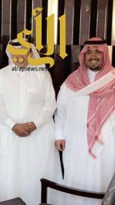 نواف الناصر مديراً لصيانة البنية التحتية بالخطوط الحديدية