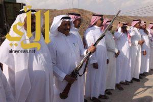 ملتقى سنوي يجمع ابناء العرابي في وادي المريفق بني الحارث