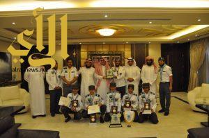 تعليم الرياض يكرّم الطلاب والمدارس المحققة مراكز متقدمة محليا ودوليا في الأنشطة