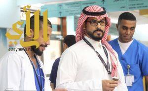 مدينة الملك عبدالعزيز الطبية تحيي باليوم العالمي للخدمة الاجتماعية