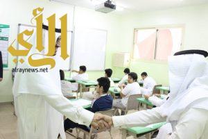 نصف مليون طالب وطالبة ينتظمون في اختبارات الفصل الدراسي الثاني بالرياض