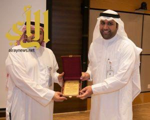 مدير صحة الرياض يكرم الكادر الطبي والإدري في مستشفى الامير محمد بن عبدالعزيز