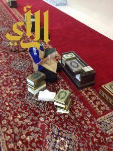 نادي الحي ينفذ برنامج نظافة وصيانة المساجد