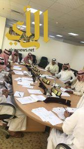 المجلس البلدي ببللسمر يعقد جلسته الثانيه والعشرون