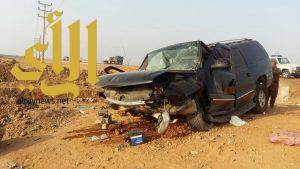 15 إصابة بحادثين منفصلين بمنطقة عسير