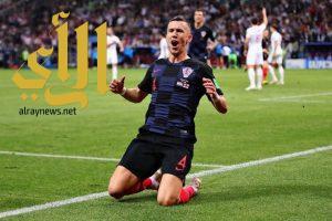 كرواتيا تفوز على إنجلترا وتتأهل لنهائي كأس العالم