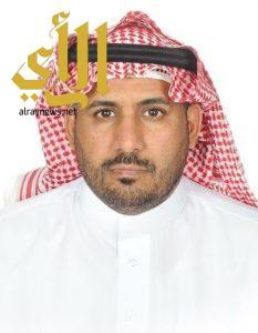 الماجستير للشهراني بإمتياز من جامعة الإمام محمد بن سعود