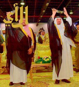 أمير منطقة نجران وسمو نائبه يشهدان حفل الأهالي بعيد الفطر