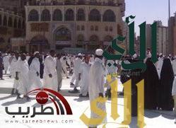 مكة المكرمة: 100 مفقود وتائه يوميا في المسجد الحرام