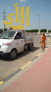 بلدية الجبيل: برنامج توعوي للحفاظ على النظافة لتحسين المشهد الحضري
