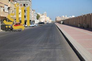بلدية الخبر تنتهي من سفلتة وتأهيل 27 شارع بحي الثقبة