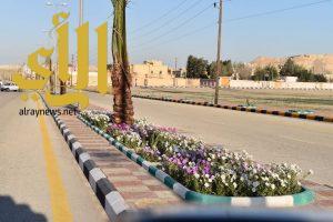 بلدية مليجه تستعد لاستقبال الاجازة الدراسية وشهر رمضان المبارك