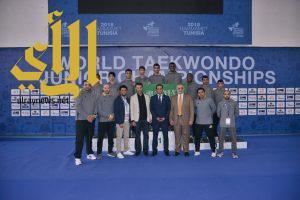 الدوخي يقود تايكوندو السعودية كأول المتأهلين لأولمبياد الأرجنتين