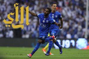 الهلال يتغلب على غريمه النصر ب 5 اهداف
