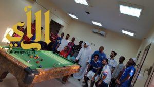 اختتام فعاليات النادي الصيفي بوكالة جامعة الأمير سطام بن عبدالعزيز للفروع