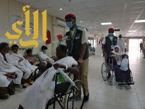 كشافة تعليم وادي الدواسر تساهم في تقديم الخدمات التطوعية بمستشفى عرفات