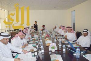 مجلس الجمعيات التعاونية يستقبل وكيل وزارة البيئة والمياه والزراعة