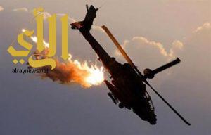 تحطم مروحية روسية في الشيشان وأنباء عن مصرع ثمانية أشخاص