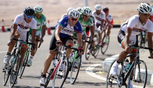 ختام منافسات عربية الدراجات بشرم الشيخ