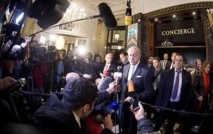 أجتماع جديد حول سوريا خلال أسبوعين في فيينا
