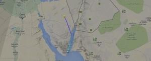 العثور على أكثر من 100 جثة وسط حطام الطائرة الروسية المنكوبة في سيناء