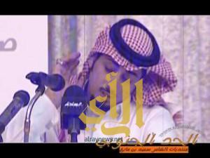 الشاعر سعيد بن مانع يتهجم على مانع بن شلحاط ~ في حفل تدشين صحيفة طريب