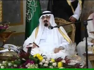 خادم الحرمين الشريفين يطمئن الشعب السعودي على صحته