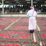 قصيدة طلب آل درعان وآل الجرو كافة في العفو عن أبن حكاك